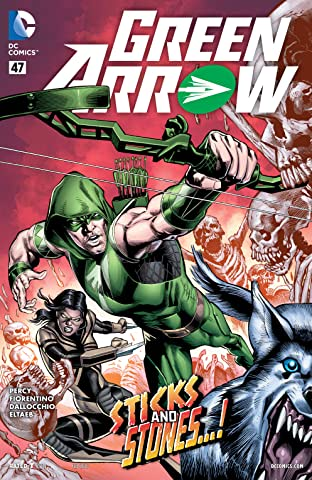 Green Arrow (2011-) #47