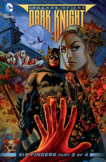 Legends of the Dark Knight (2012-2015) #86
