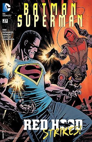 Batman/Superman (2013-) #27