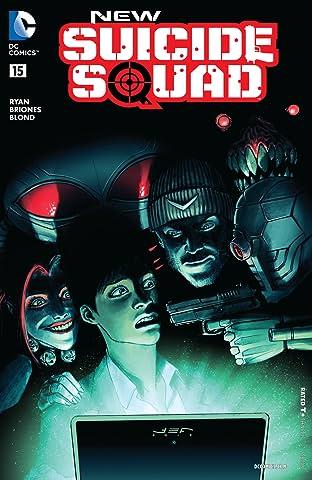 New Suicide Squad (2014-2016) #15