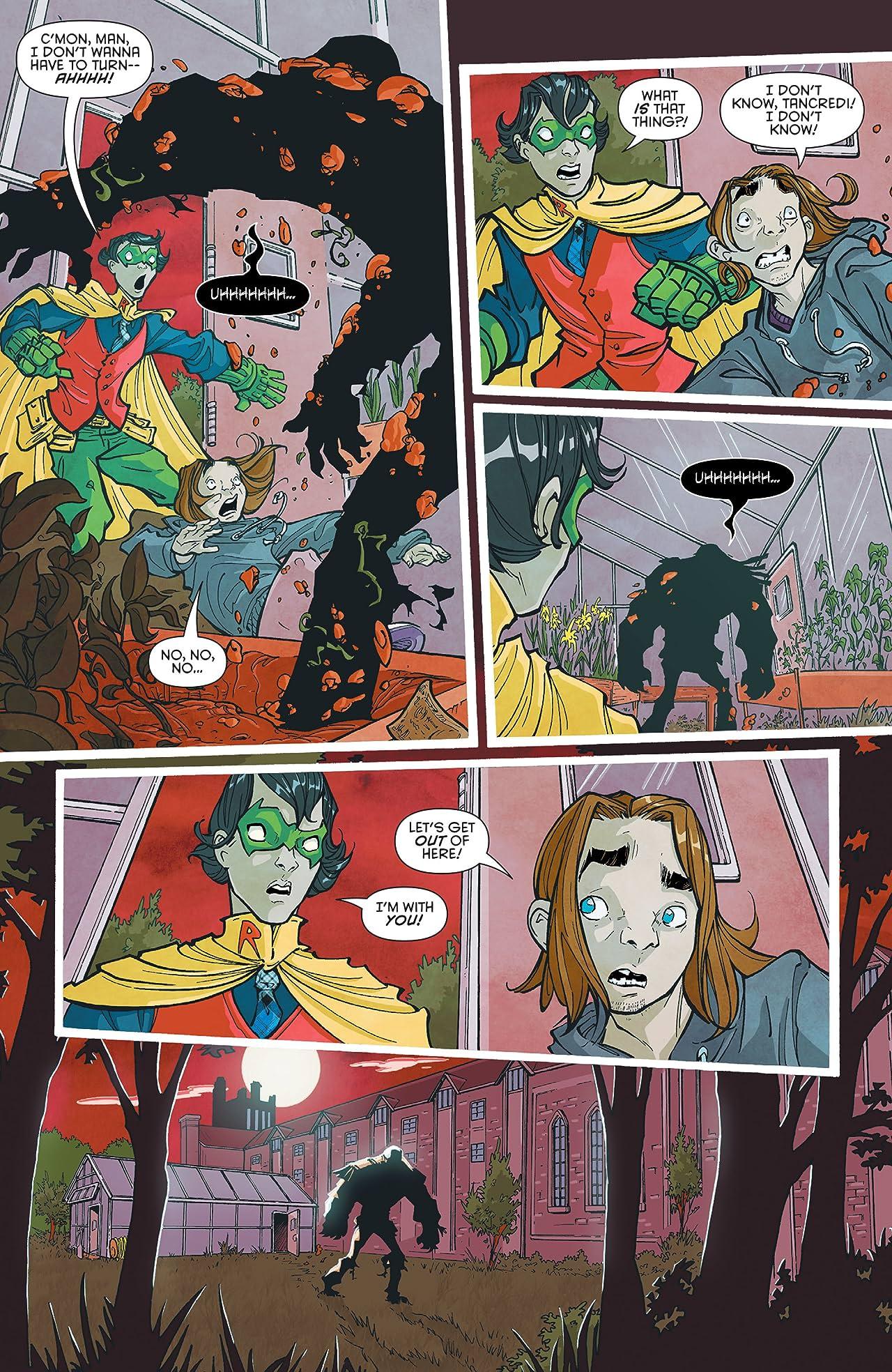 Gotham Academy (2014-) #13