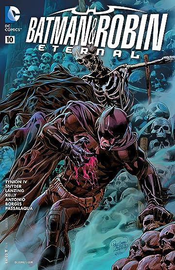 Batman & Robin Eternal (2015-2016) #10