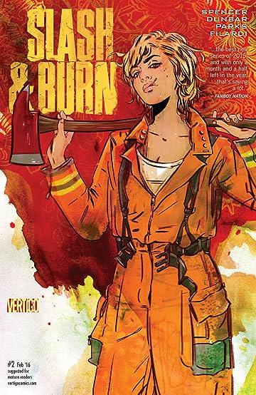 Slash & Burn (2015-2016) #2