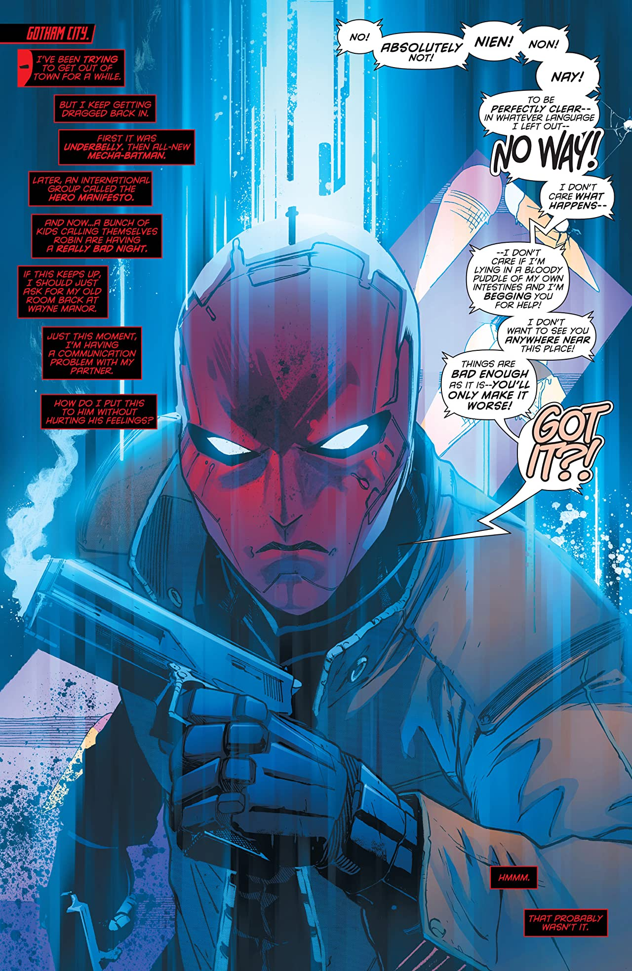 Red Hood/Arsenal (2015-2016) #7