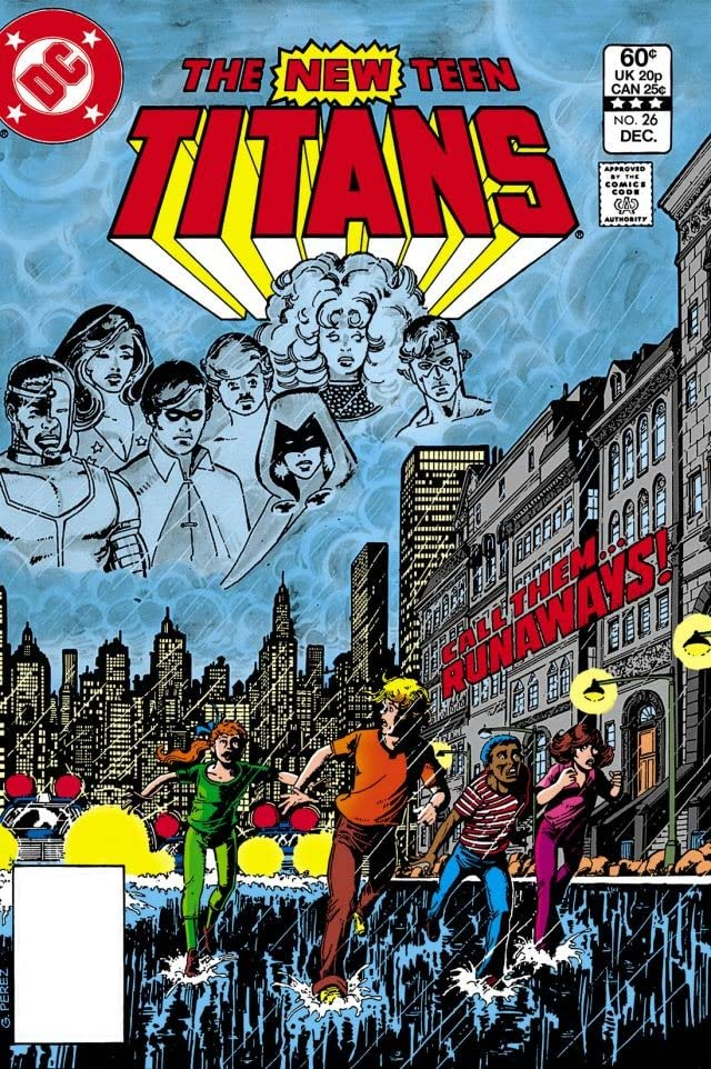 New Teen Titans (1980-1988) #26