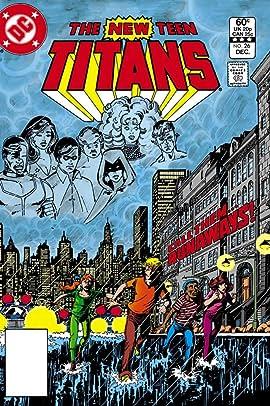 New Teen Titans (1980-1988) #26