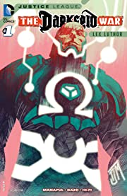 Justice League: The Darkseid War: Lex Luthor (2015) #1