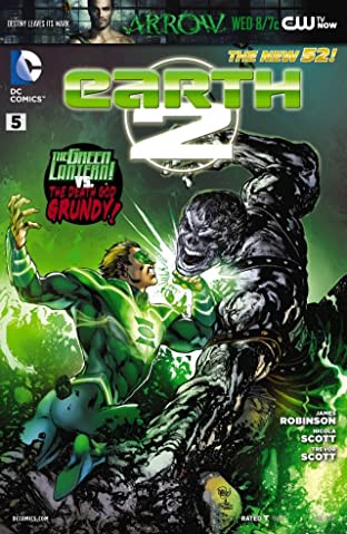 Earth 2 (2012-2015) No.5