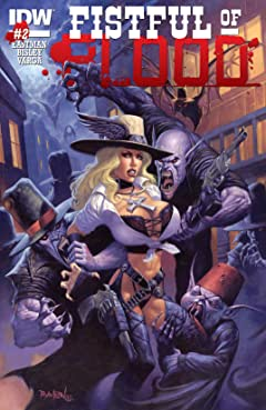 Fistful of Blood #2 (of 4)