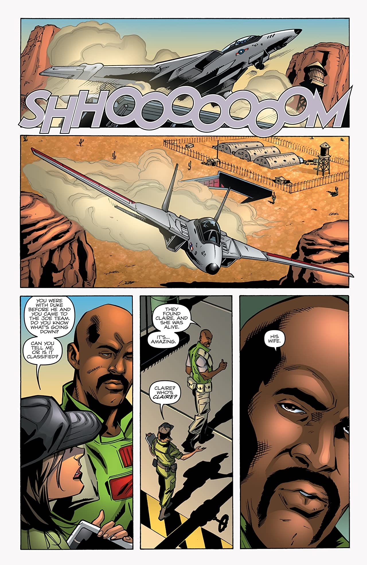 G.I. Joe: A Real American Hero #220