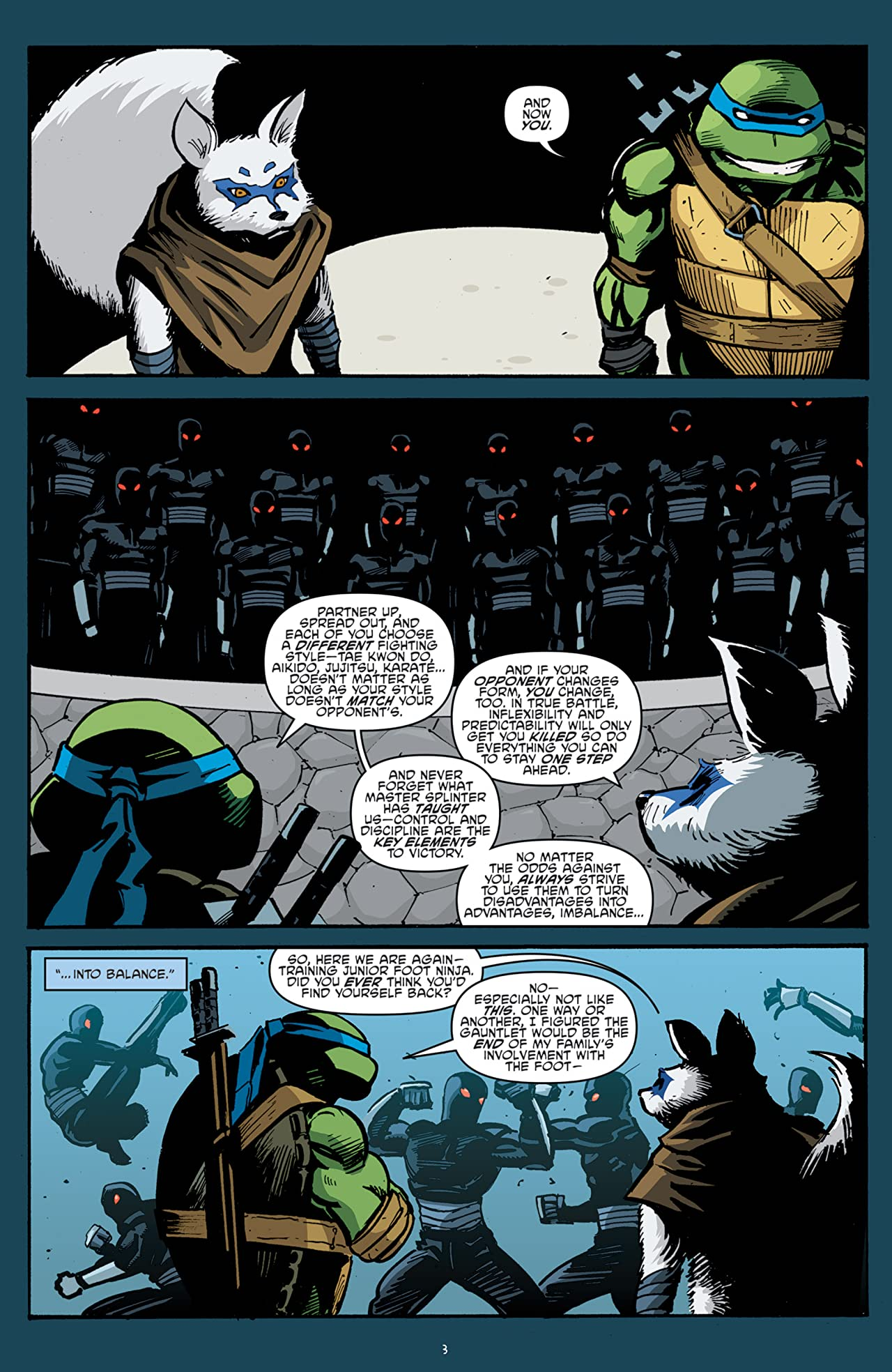Teenage Mutant Ninja Turtles #52