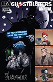 Ghostbusters Annual 2015