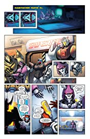 Transformers: More Than Meets the Eye (2011-) #47