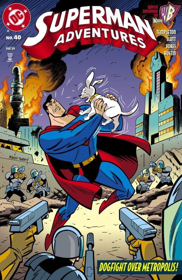 Superman Adventures (1996-2002) #40