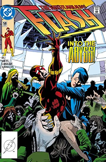 The Flash (1987-2009) #58