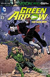 Green Arrow (2011-2016) #13