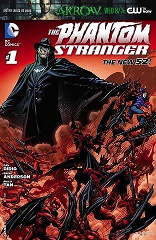 The Phantom Stranger (2012-2014) No.1