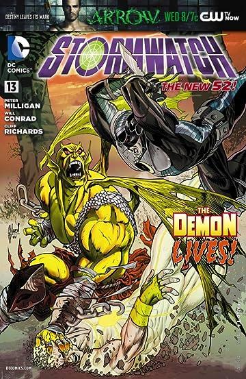 Stormwatch (2011-2014) #13