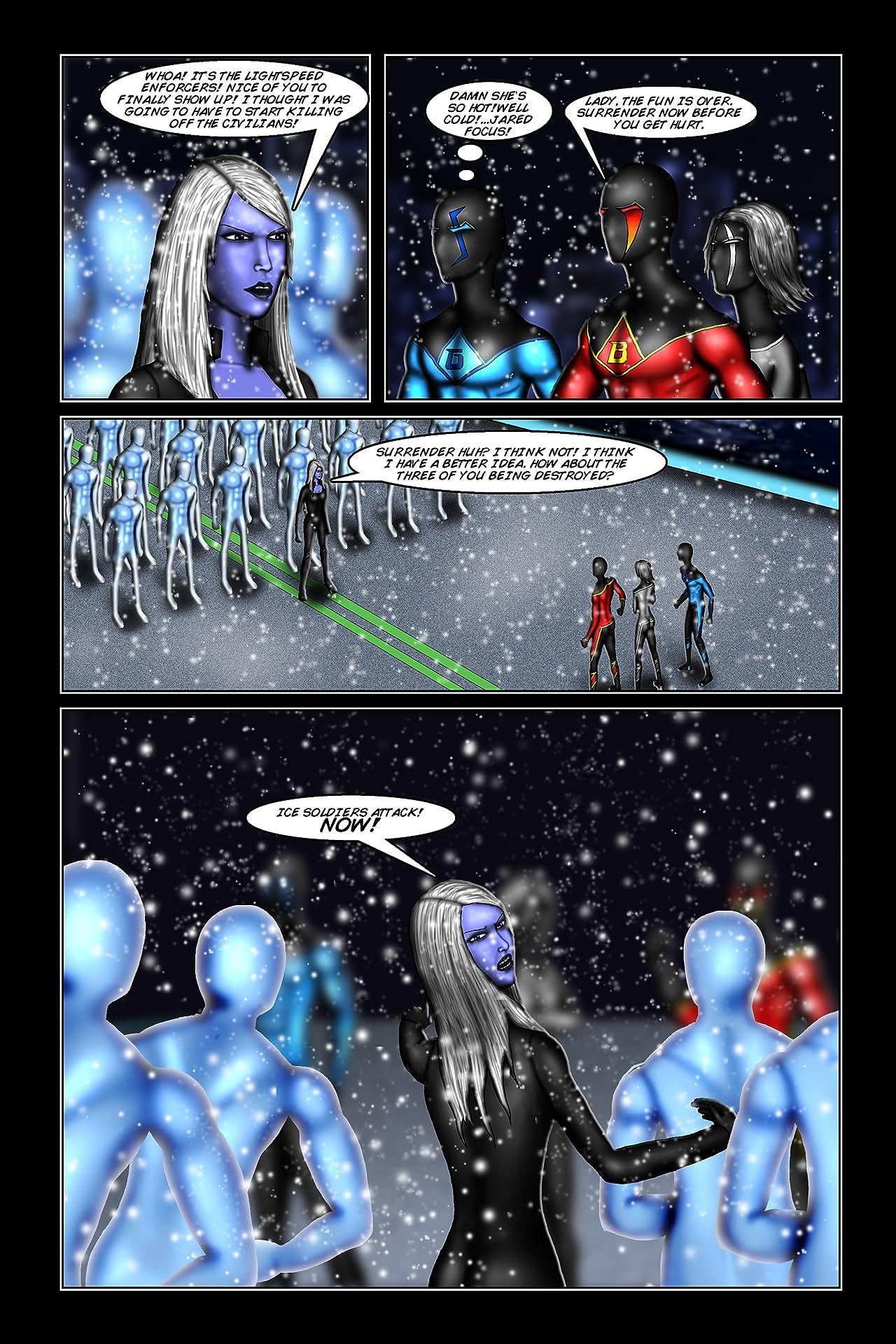 Lightspeed Enforcers #6