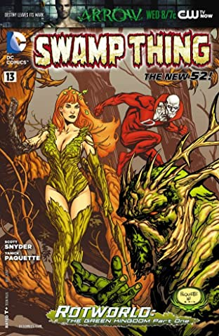 Swamp Thing (2011-2015) No.13