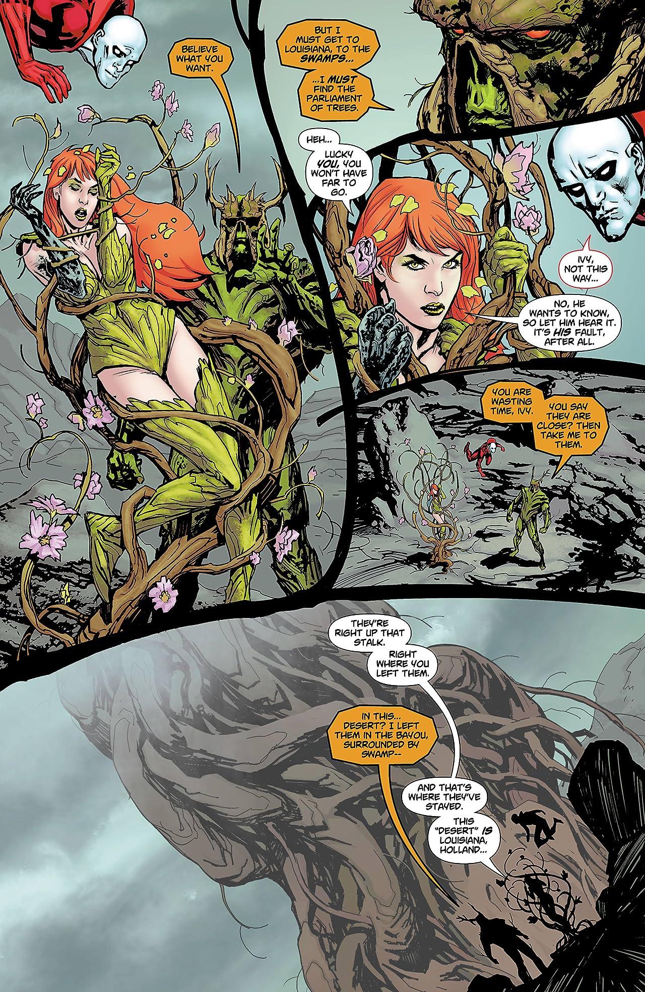 Swamp Thing (2011-2015) #13