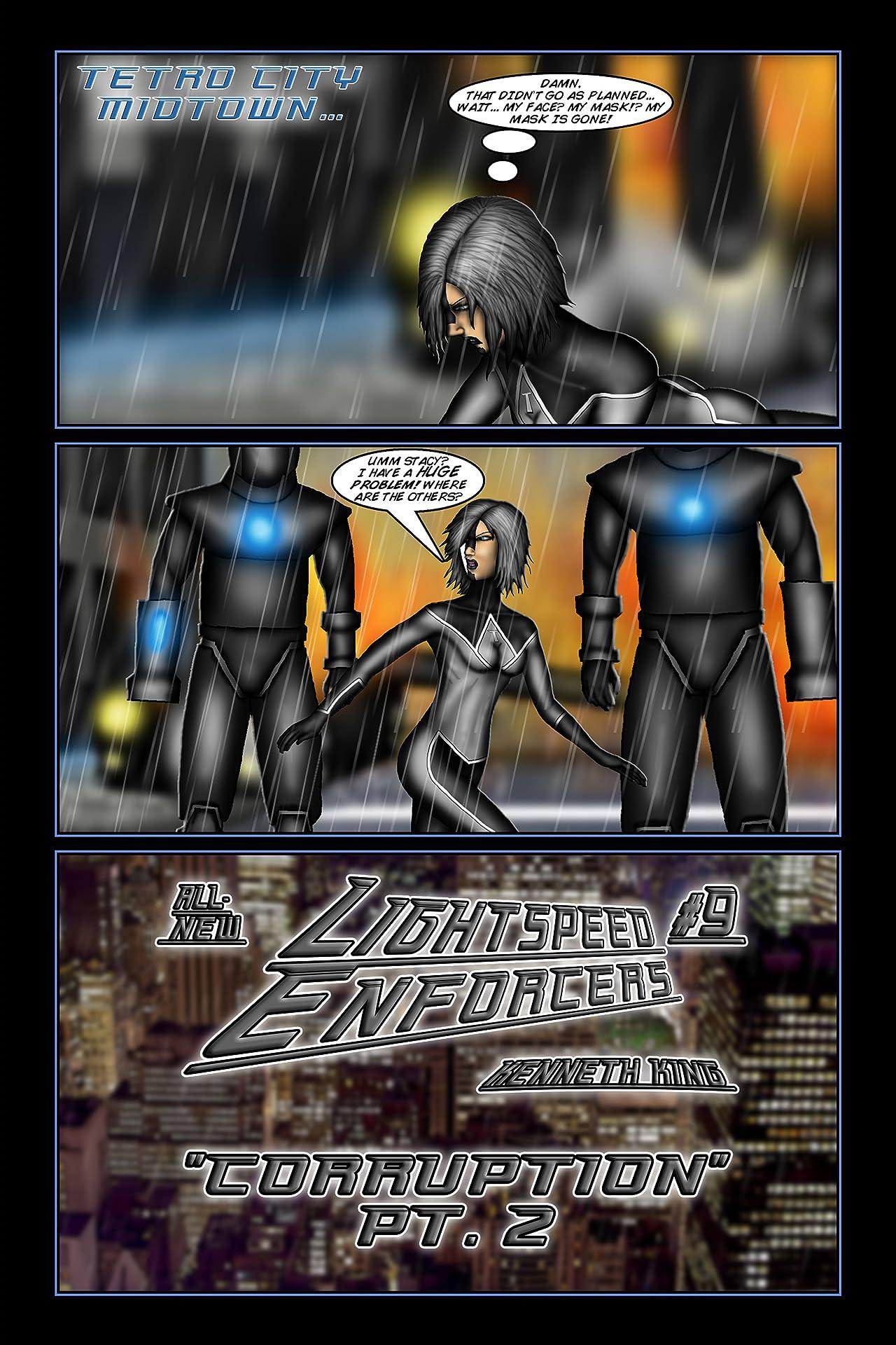 Lightspeed Enforcers #9