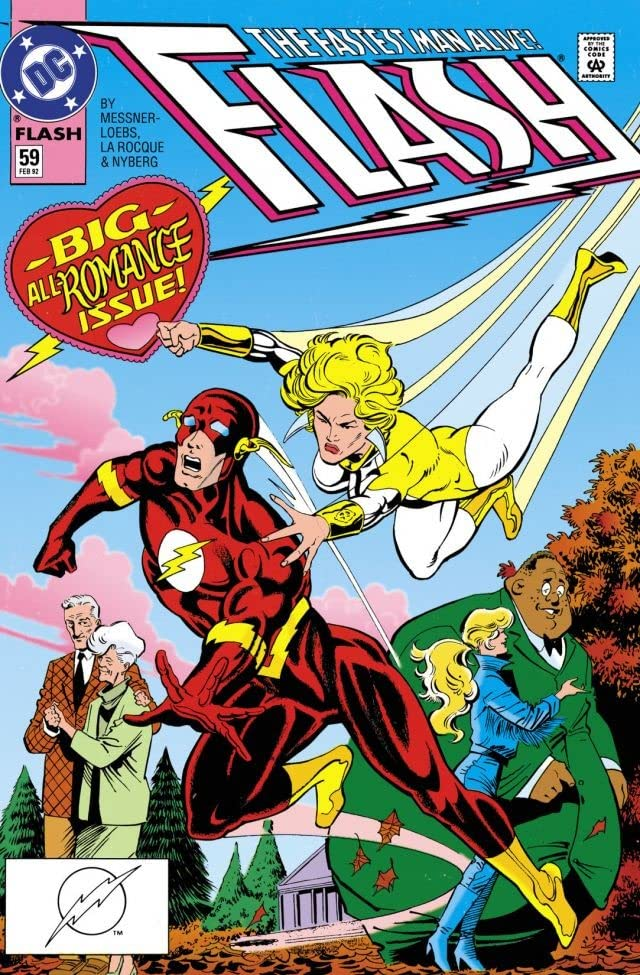The Flash (1987-2009) #59