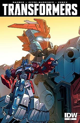 Transformers (2011-) #47