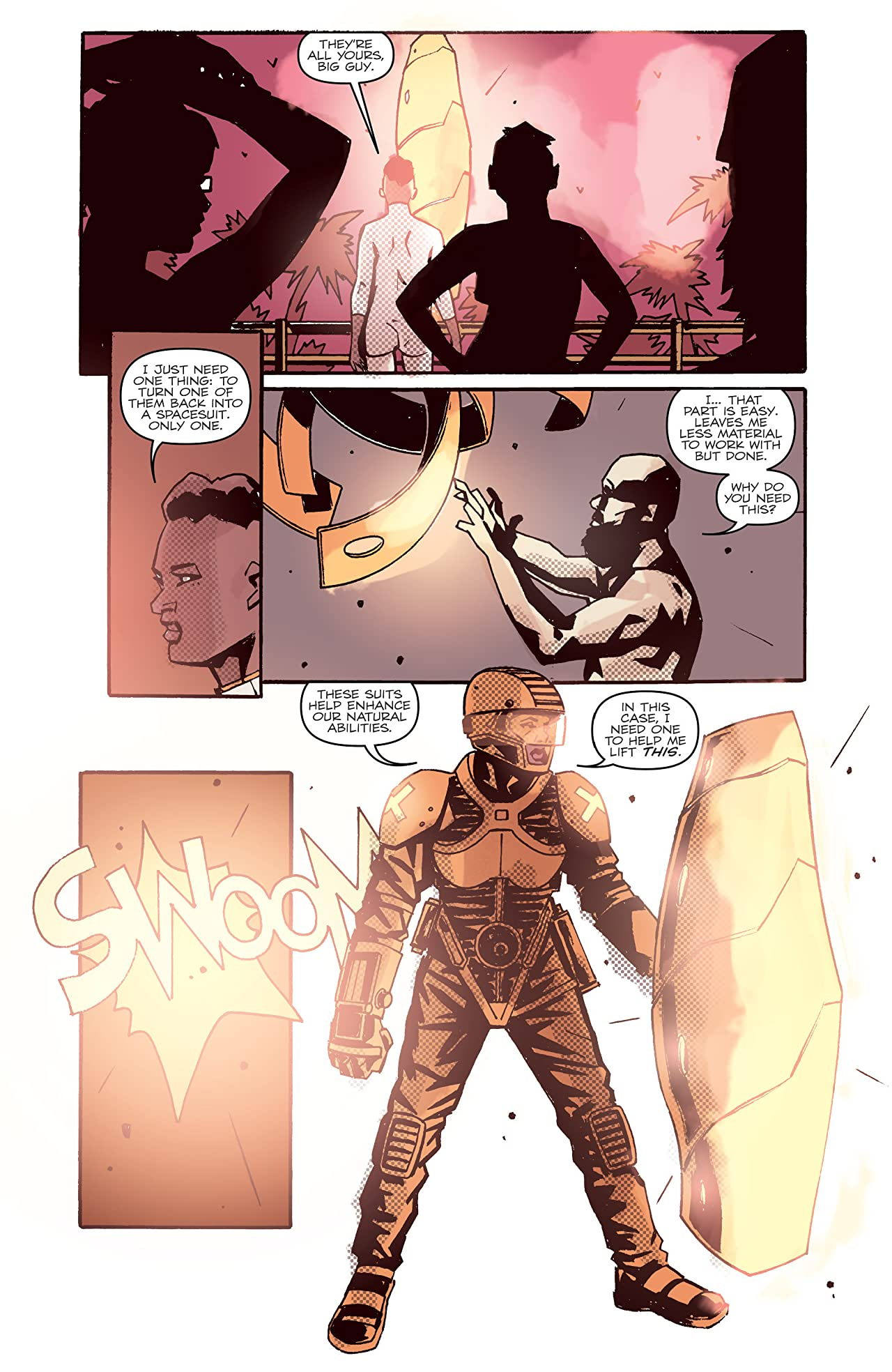 Zombies vs. Robots (2015) #10