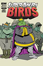 Super Angry Birds #3 (of 4)
