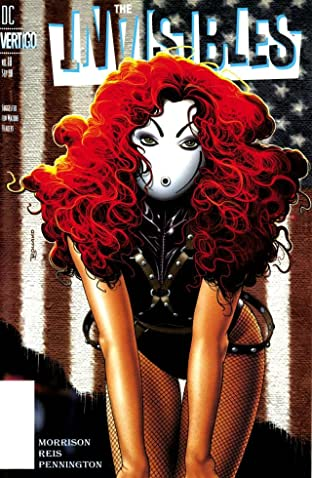 The Invisibles Vol. 2 #18