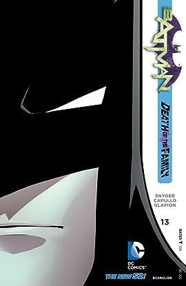 Batman (2011-2016) #13