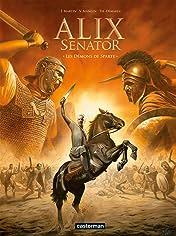 Alix Senator Vol. 4: Les Démons de Sparte