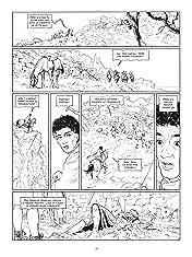 Alix Senator Intégrale en noir et blanc: Le Cycle des rapaces