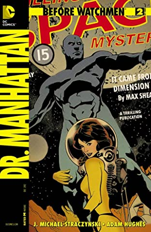 Before Watchmen: Dr. Manhattan #2 (of 4)