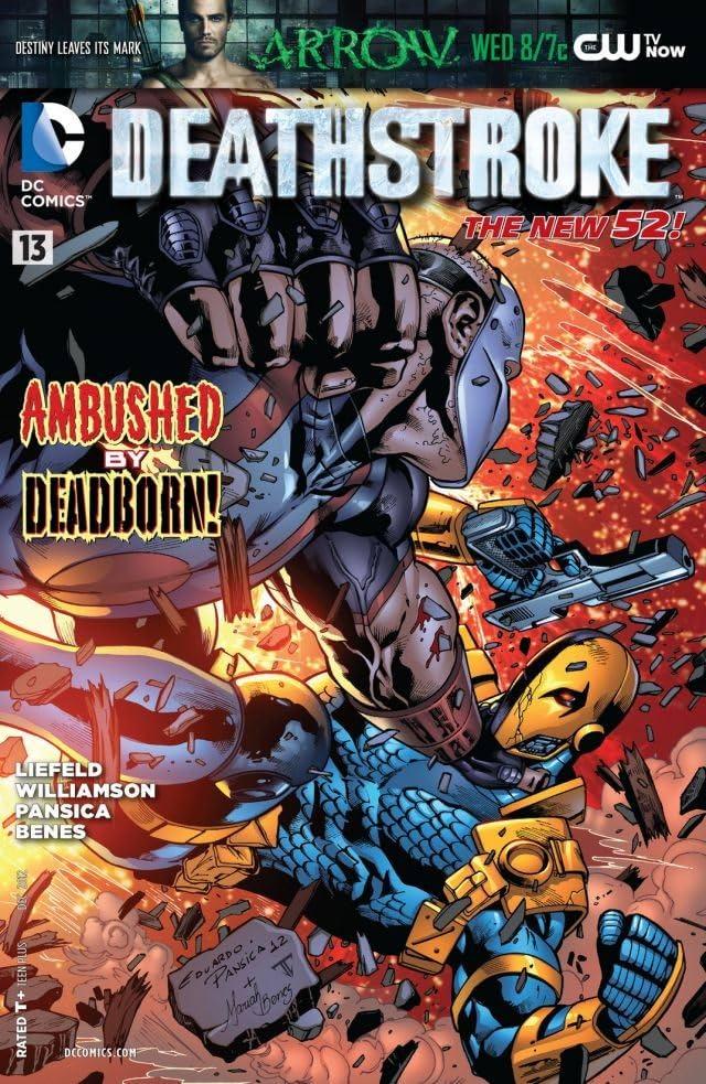 Deathstroke (2011-2013) #13