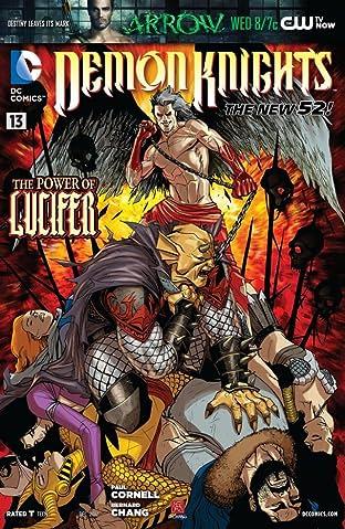 Demon Knights (2011-2013) No.13