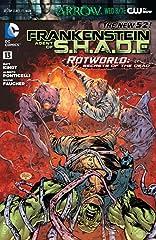 Frankenstein, Agent of SHADE (2011-2013) #13