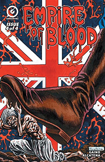 Empire of Blood #4 (of 4)