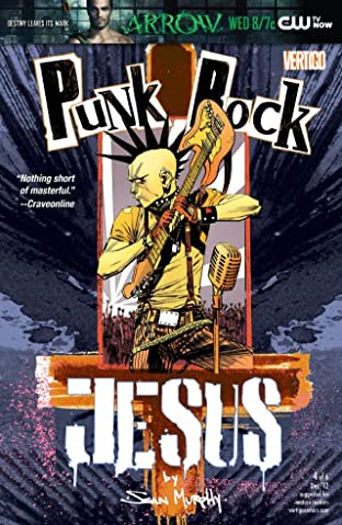 Punk Rock Jesus #4 (of 6)
