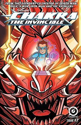 Stan Lee's Chakra The Invincible #7