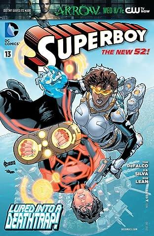 Superboy (2011-2014) #13