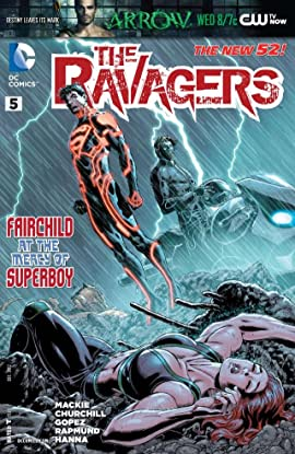 The Ravagers (2012-2013) #5