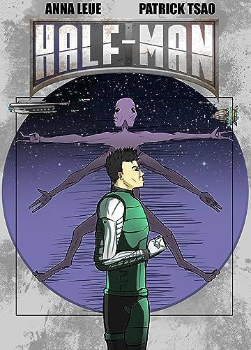 Half-Man #1
