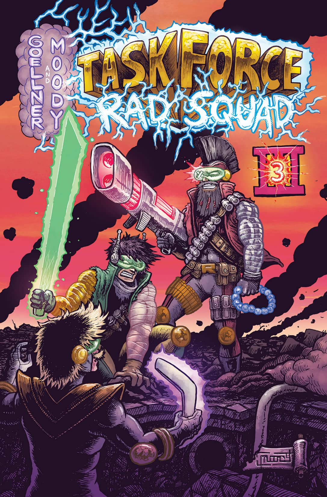 Task Force Rad Squad #3
