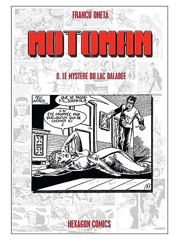 MOTOMAN Vol. 8: Le Mystère du Lac Balabée