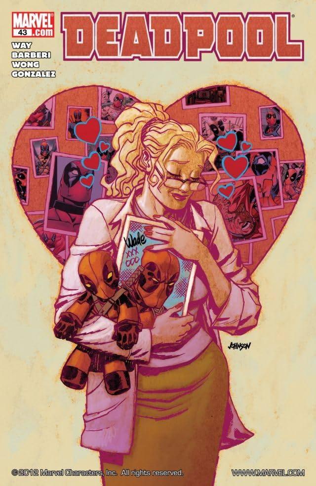 Deadpool (2008-2012) #43