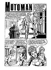 MOTOMAN Vol. 9: Deux témoins en danger