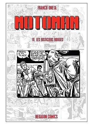 MOTOMAN Vol. 10: Les Justiciers Rouges