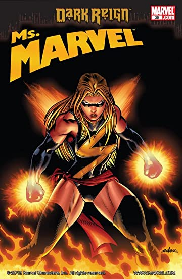 Ms. Marvel (2006-2010) #35